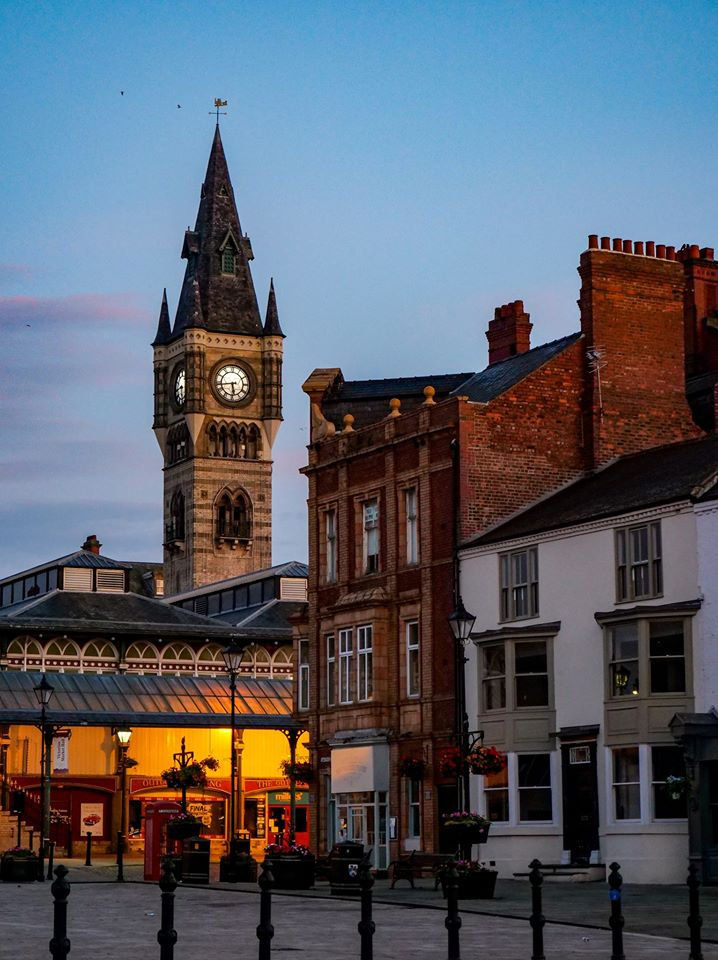 Darlington first town in the North East to be awarded Purple Flag status