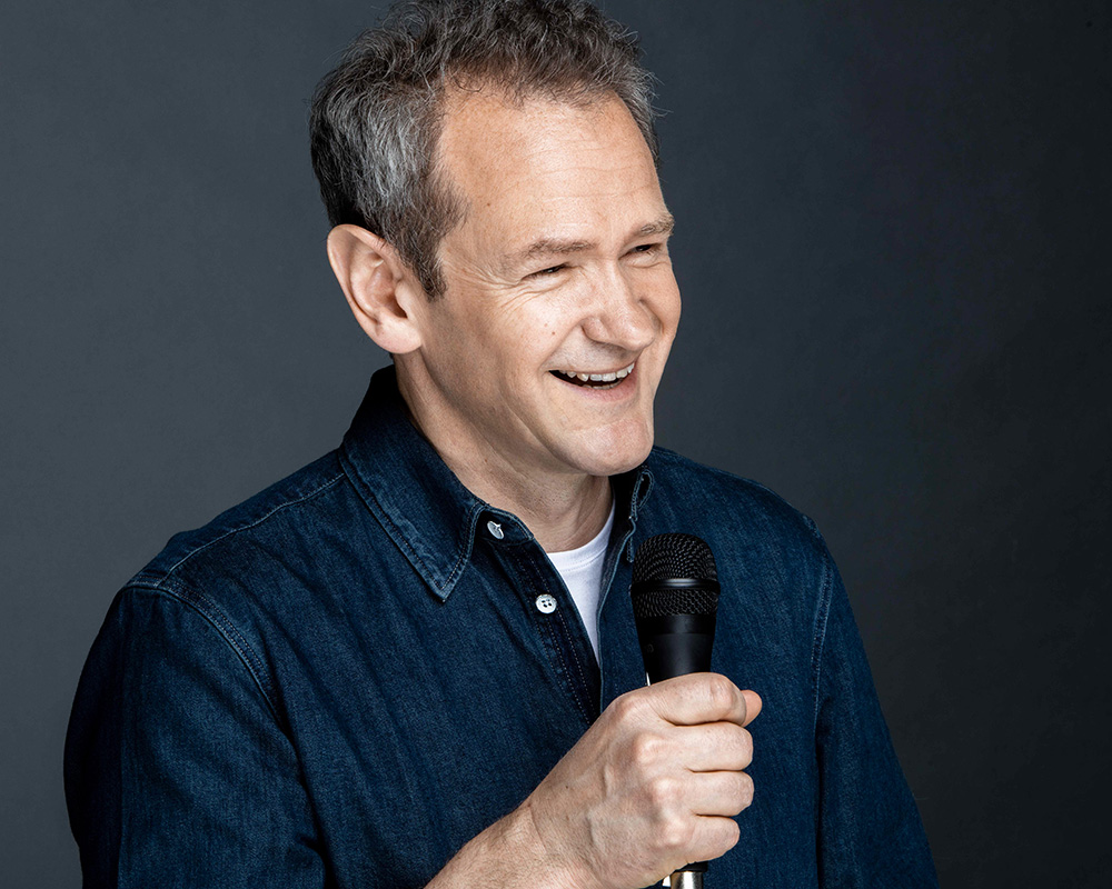 Alexander Armstrong is coming to Darlington Hippodrome