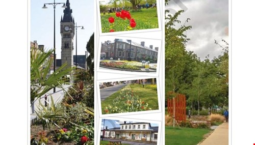 Darlington 'Best in Class' in Northumbria in Bloom